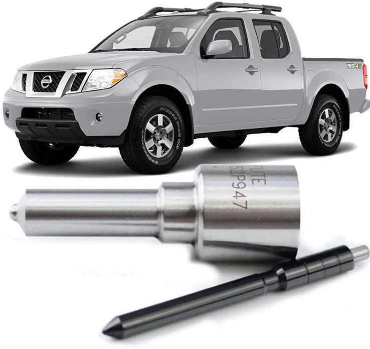 Bico Injetor Diesel Nissan Frontier 2.5 16V  2007 a 2011 - Dlla152p947