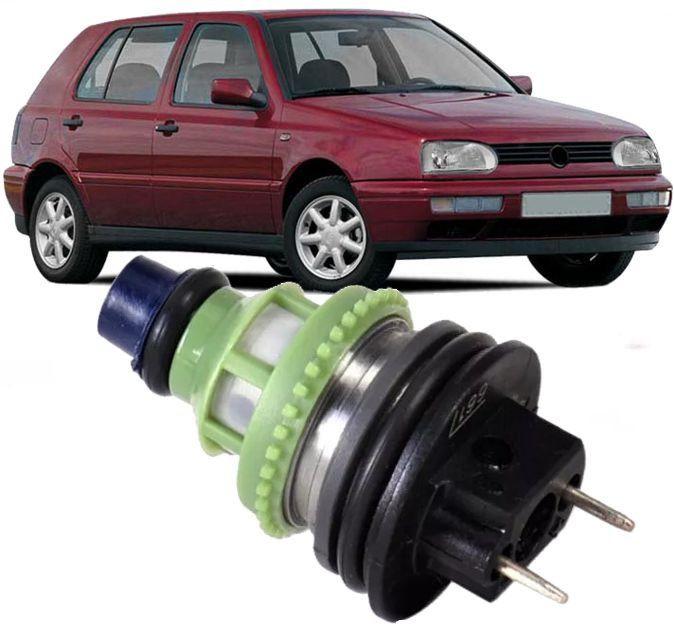 Bico Injetor Fiat Tipo 1.6 Ie Vw Golf 1.8 - Codigo Bosch 0280150698