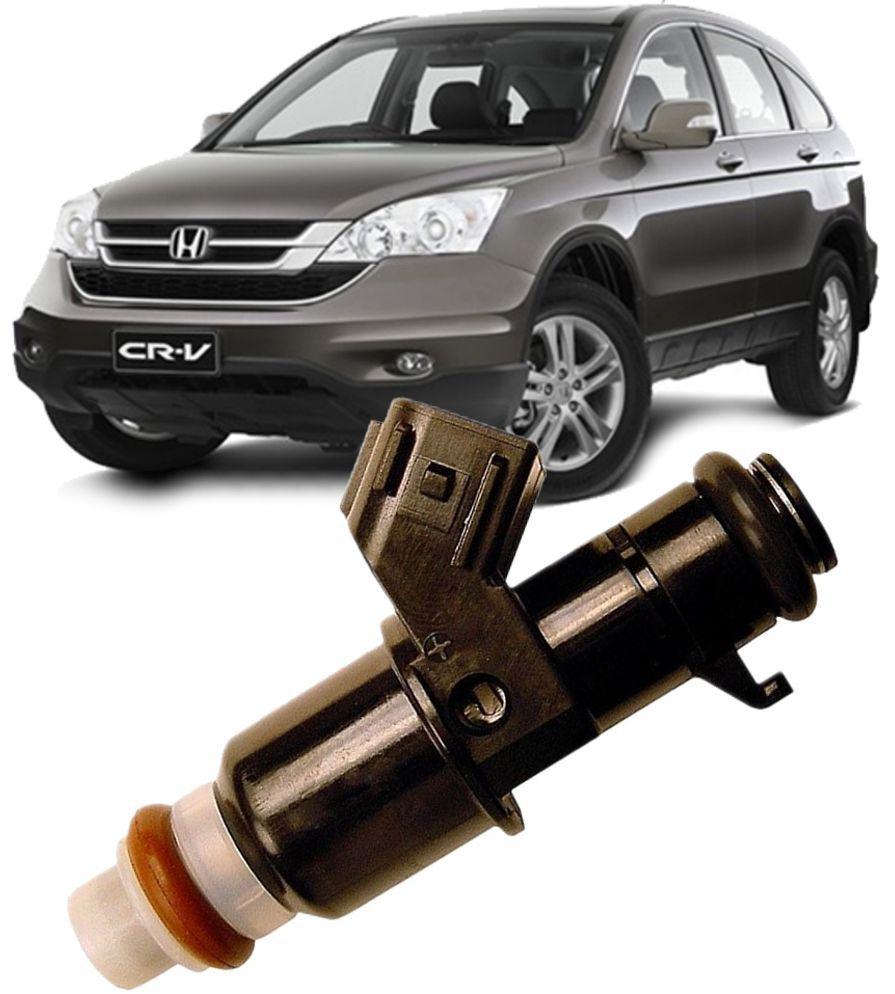 Bico Injetor Honda CRV 2.0 16V 2007 a 2011 e Civic 2.0 Si 16V Com 10 Furos