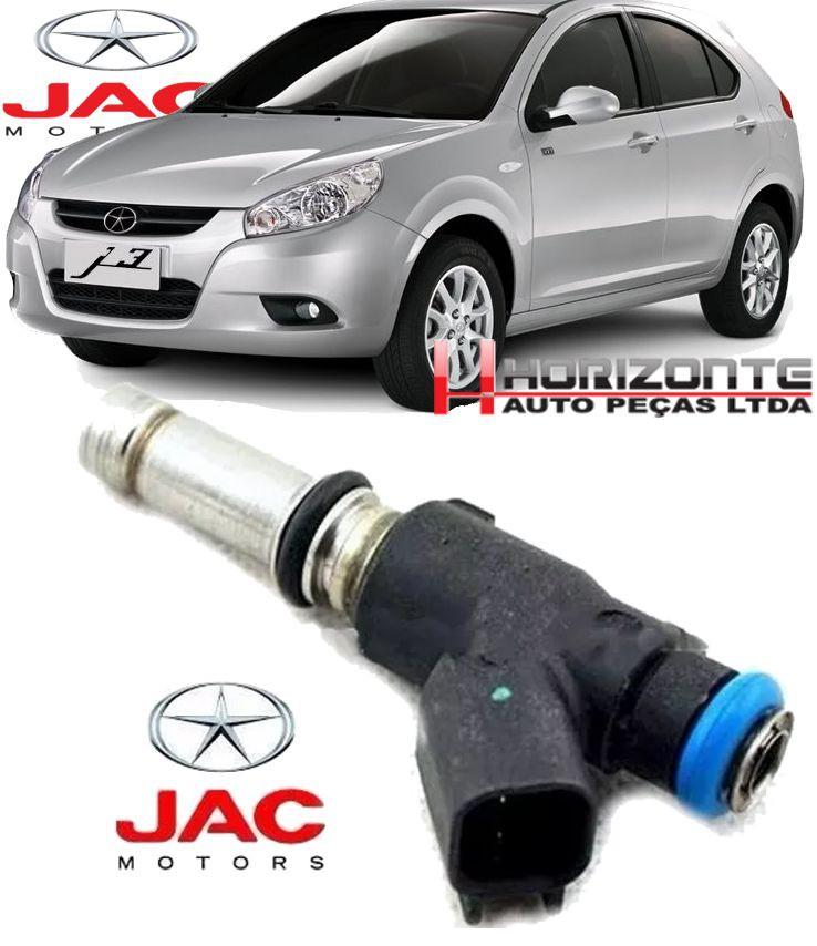 Bico Injetor Jac Motors J3 1.4 E J5 1.5 Original - 28143540