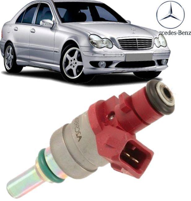 Bico Injetor Mercedes C180 C200 C230 C240 1.8 16V 2002 A 2007 - A2710780023