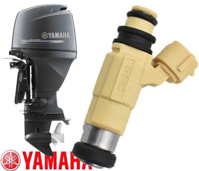 Bico Injetor Motor De Popa Yamaha 200 Ou 225 Hp 4 Tempos