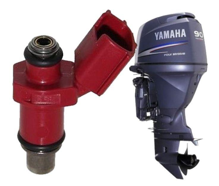 Bico Injetor Motor De Popa Yamaha F75 E F90 4 Tempos 75hp e 90hp