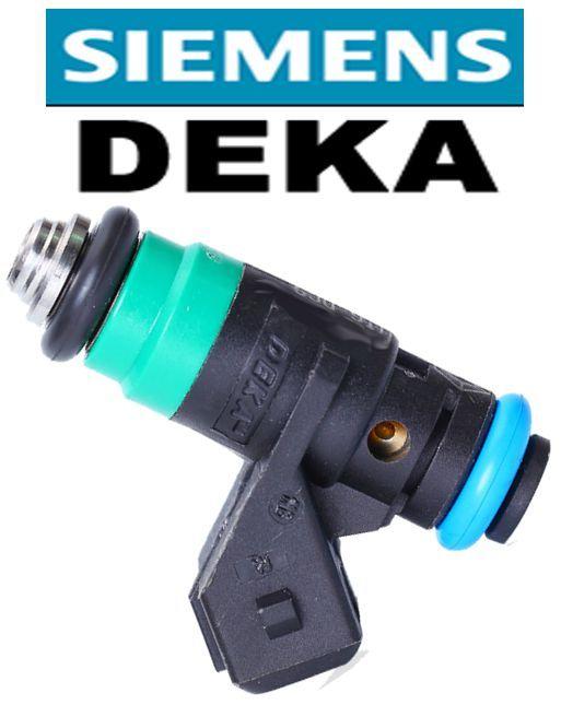 Bico Injetor Siemens Deka Short Retrabalhado 80lbs/875cc Ev1