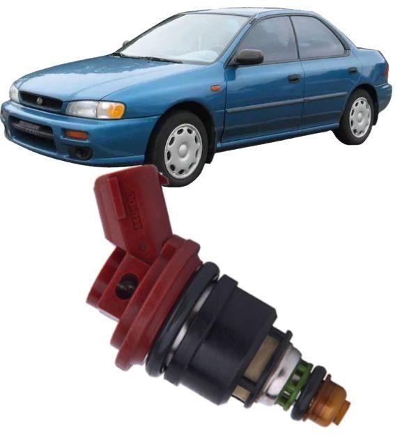 Bico Injetor Subaru Legacy e Impreza 2.2 e 2.5 16V de 1992 a 2000 - A4600