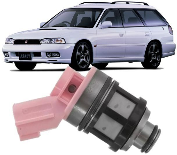 Bico Injetor Subaru Legacy E Impreza Apos 1992 Js25-1