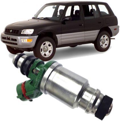 Bico Injetor Toyota Rav4 97 A 99 Camry 2.2 e Corona 2.0 16V - 23250-74100