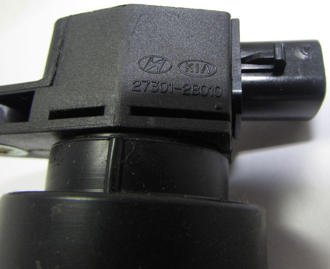 Bobina de Ignicao Kia Soul Cerato 1.6 Hyundai I30 -27301-2b010 Original Semi Nova