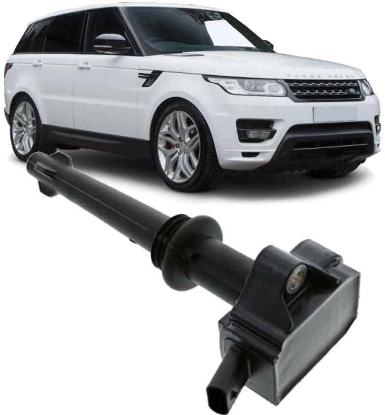 Bobina de Ignicao Land Rover Ranger Rover 5.0 V8 32V Hse de 2009 a 2017 - 0221604022