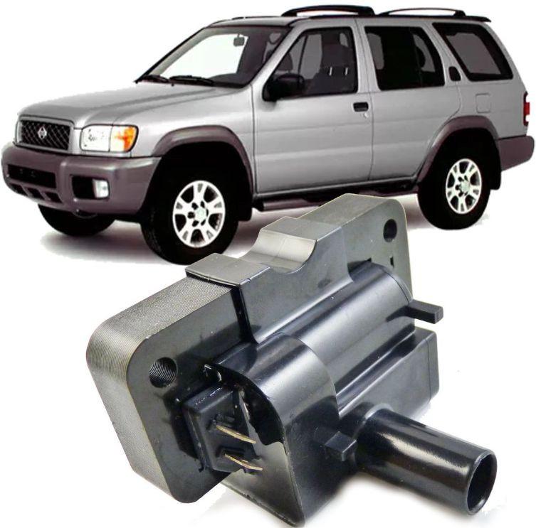 Bobina de Ignicao Nissan Pathfinder 3.3 V6 de 96 ate 2000 CM1T230 Paralela