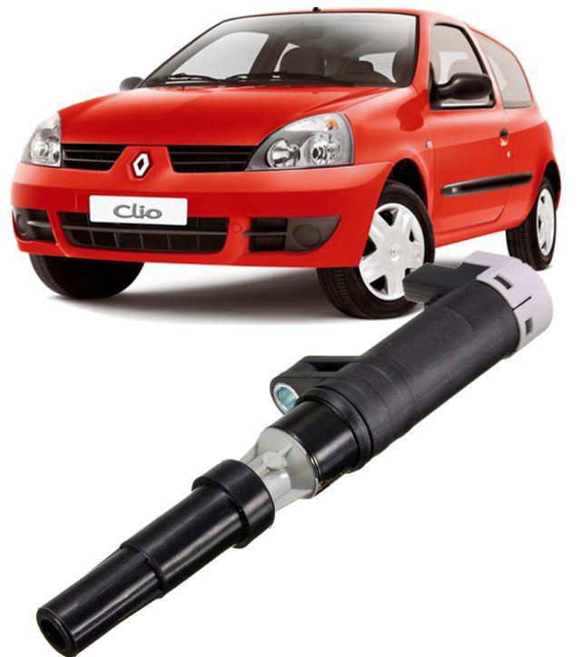 Bobina de Ignicao Renault Clio Scenic Megane Kangoo e Symbol 1.6 16v