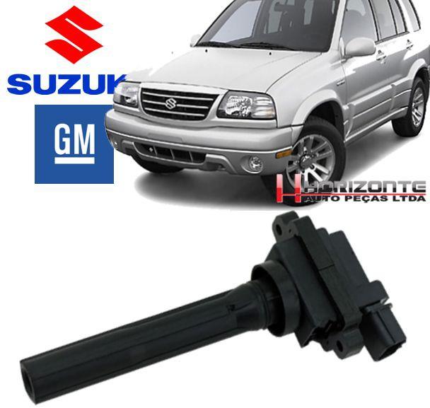 Bobina de Ignicao Suzuki Vitara e GM Tracker 2.0 16V  e 2.5 V6 Todos apos 1998