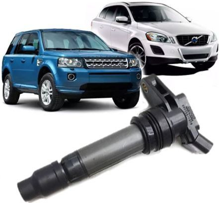 Bobina de Ignição Volvo e Land Rover Freelander ? 2006 a 2015