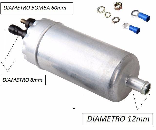 Bomba Combustivel Suzuki Vitara e GM Tracker motor 2.0 8V a Diesel Peugeot Rhz 2001 a 2005