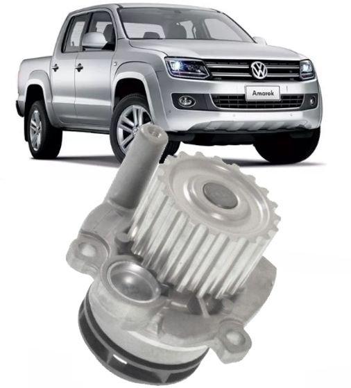 Bomba DAgua Amarok 2.0 16V Diesel Tdi de 2010 a 2017