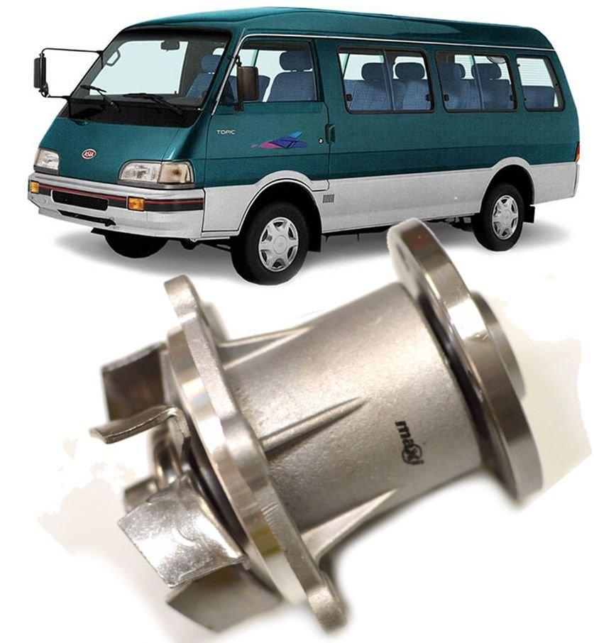 Bomba DAgua Asia Topic e Hi Topic 2.7 Diesel de 1993 a 1999