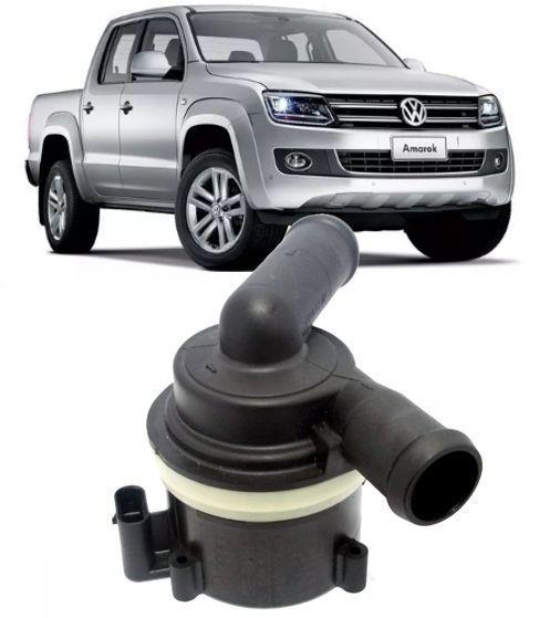 Bomba DAgua Auxiliar Amarok 2.0 16V Diesel 03l965561A