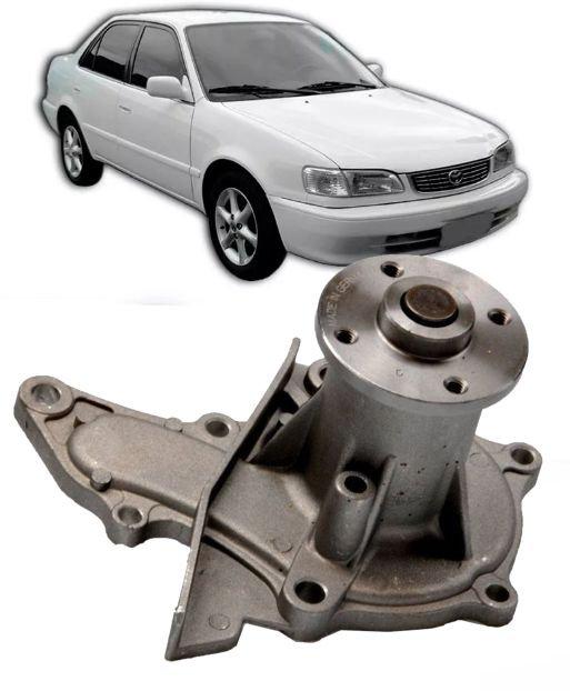 Bomba DAgua Corolla 1.6 e 1.8 16v de 1993 a 2002