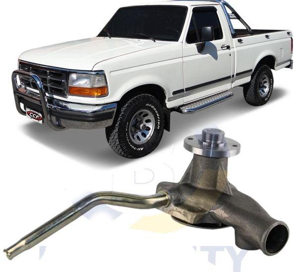 Bomba DAgua Ford F1000 4.9 6cc 12v Gasolina 1995 a 1998