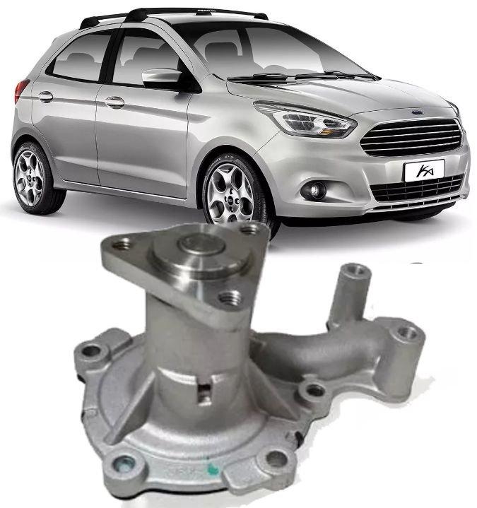 Bomba D'Água Ford Ka 1.0 de 2014 a 2019