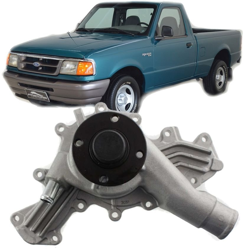 Bomba DAgua Ford Ranger 4.0 V6 Explorer 4.0 V6 de 1993 a 2002
