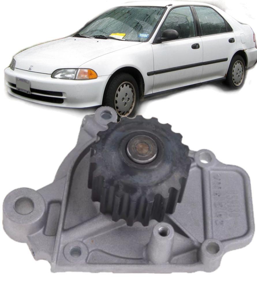 Bomba DAgua Honda Civic 1.6 16v Sohc D16y7 / 8 de 1996 a 2000