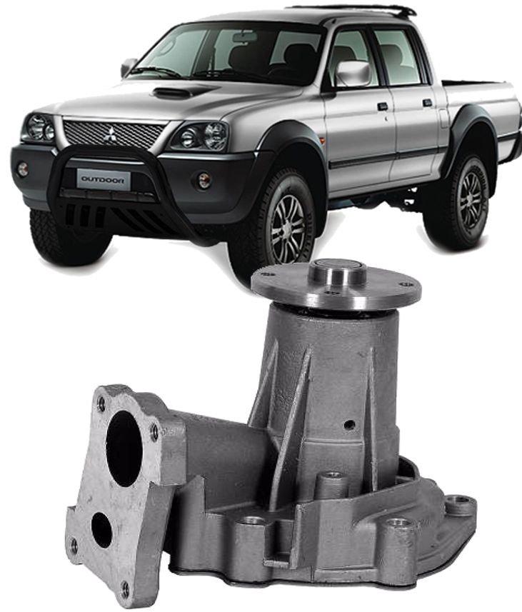 Bomba DAgua L200 Outdoor Sport Hpe 2.5 Pajero Sport 2.5 Diesel de 2001 a 2012