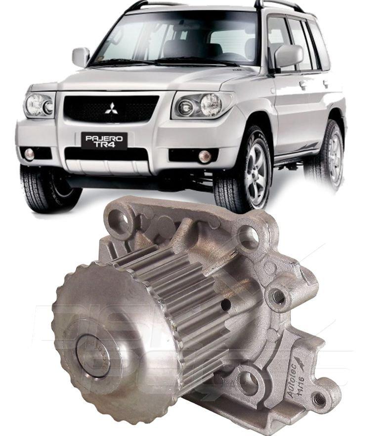 Bomba DAgua Pajero IO e TR4 1.8 e 2.0 16V de 1999 à 2015