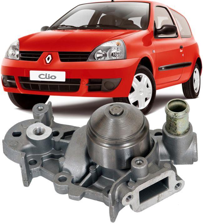 Bomba D´Agua Renault Clio Kangoo E Twingo 1.0 8v Com Ar condicionado