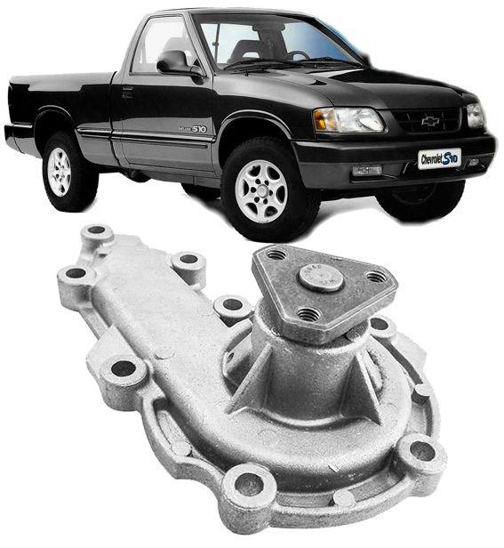 Bomba DAgua S10 e Blazer 1998 a 2004 2.5 E 2.8 Diesel