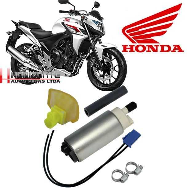 Bomba de Combustível Gasolina Nova Honda Cb500f Premium
