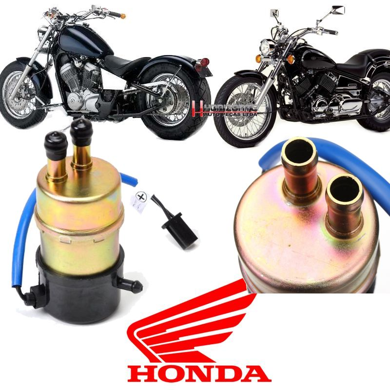 Bomba de Combustivel Gasolina Honda Shadow VT 600 de 1996 a 2005