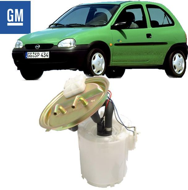 Bomba de Combustivel Gasolina Vectra 2.0 2.2 de 1997 a 2005 e Corsa 1994 A 1999