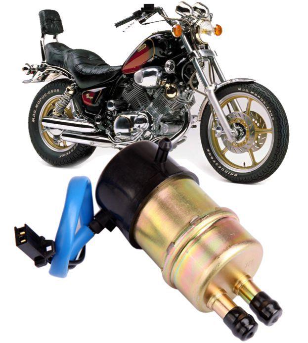 Bomba de Combustivel Gasolina Yamaha Virago Vx 1100 de 1992 a 1999
