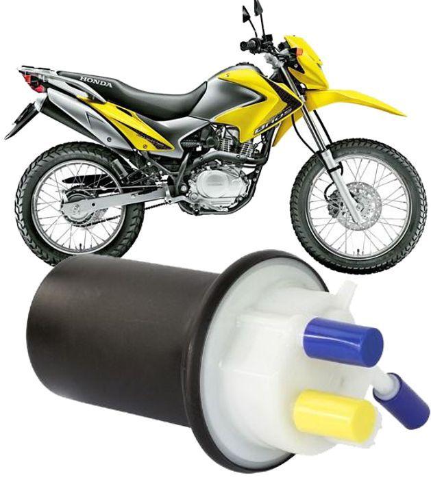 Bomba de Combustivel Honda Nxr 150 Bros XRE-300 Gasolina de 2006 à 2011