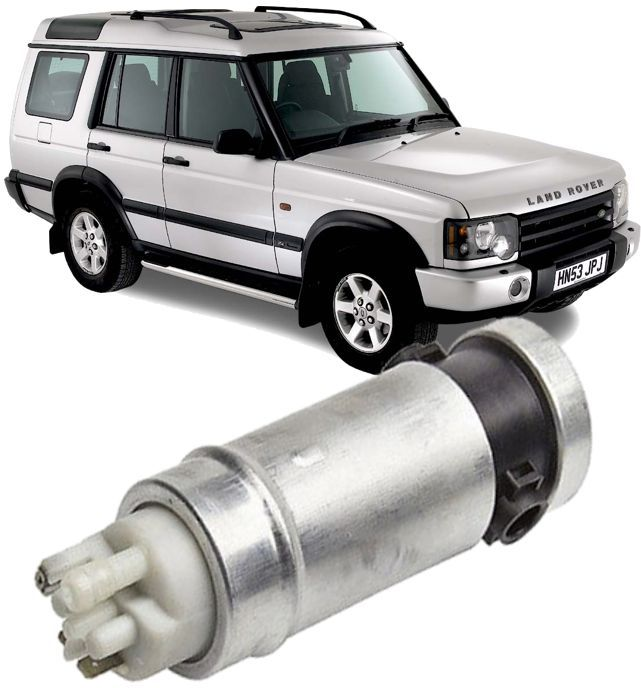 Bomba de Combustivel Land Rover Discovery II ate 2004 Motor 2.5 a Diesel