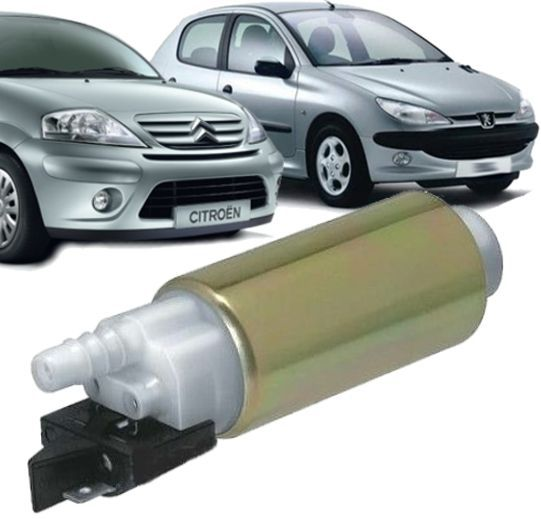 Bomba de Combustivel Peugeot 206 307 406 e 607