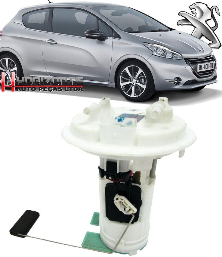 Bomba De Combustivel Peugeot 208 1.5 e 1.6 Flex 0580314469 9801249480 Semi Novo