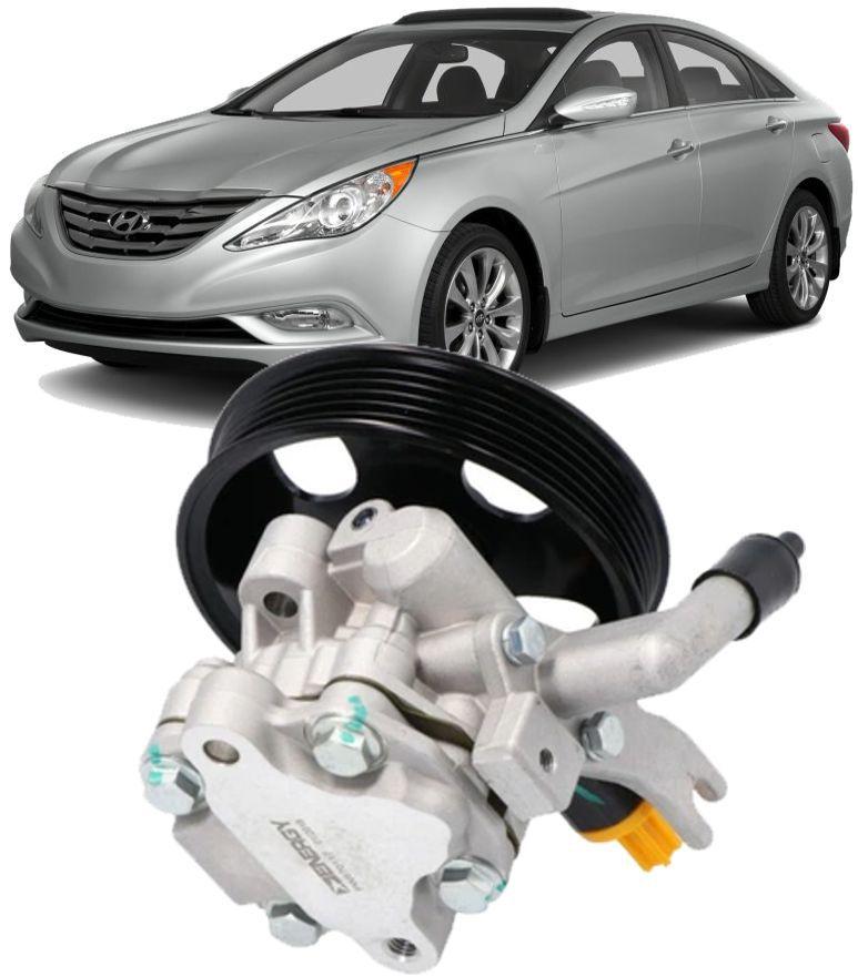 Bomba de Direcao Hidraulica Sonata 2.4 16V Apos 2011 a 2015 571003S000