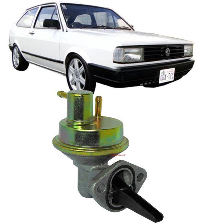 Bomba De Combustível Mecânica VW AP 1.5 e AP 1.6 De 1981 À 1994