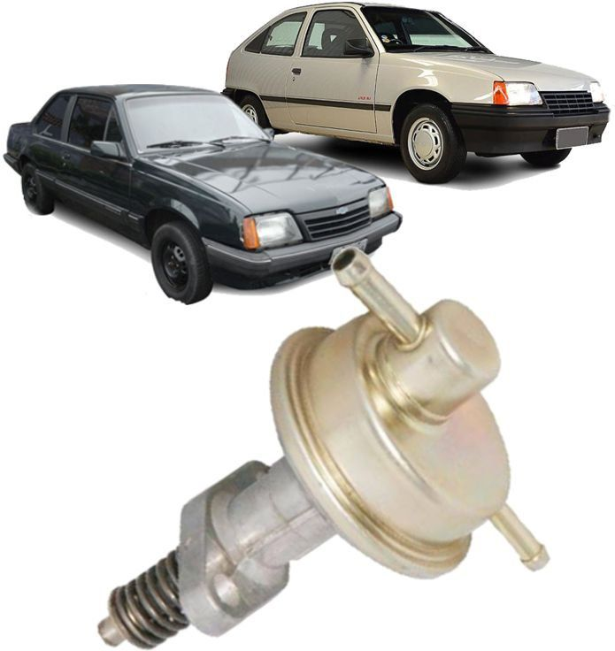Bomba de Gasolina Mecanica Monza Kadett Ipanema 1.8 2.0  de 1982 a 1994