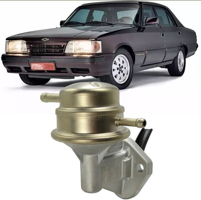 Bomba de Gasolina mecanica Opala Caravam Bonanza 4cc e 6cc de 1985 a 1992