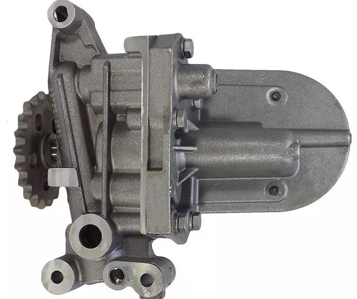 Bomba de Oleo Peugeot 206 207 Citroen C3 1.4 8V Gasolina e Flex
