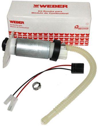 Bomba Eletrica de Combustivel a Gasolina Weber - Original