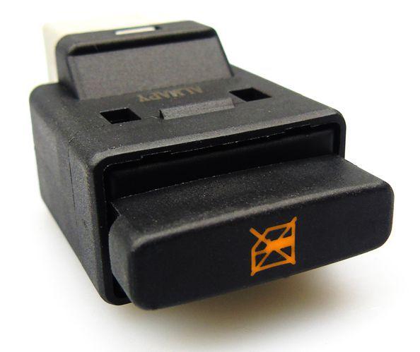 Botao Interruptor Bloqueio Vidro Fox Crossfox Spacefox de 2004 a 2009