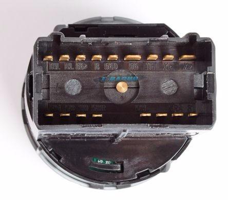 Botao Interruptor Chave Farol Audi A4 B6 E B7 De 2002 A 2008