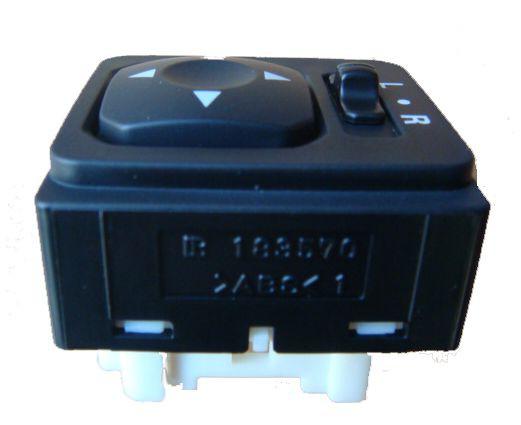Botao Interruptor Controle Espelho Retrovisor Mitsubishi Pajero Tr4 Lancer e Outlander Codigo: Mr417