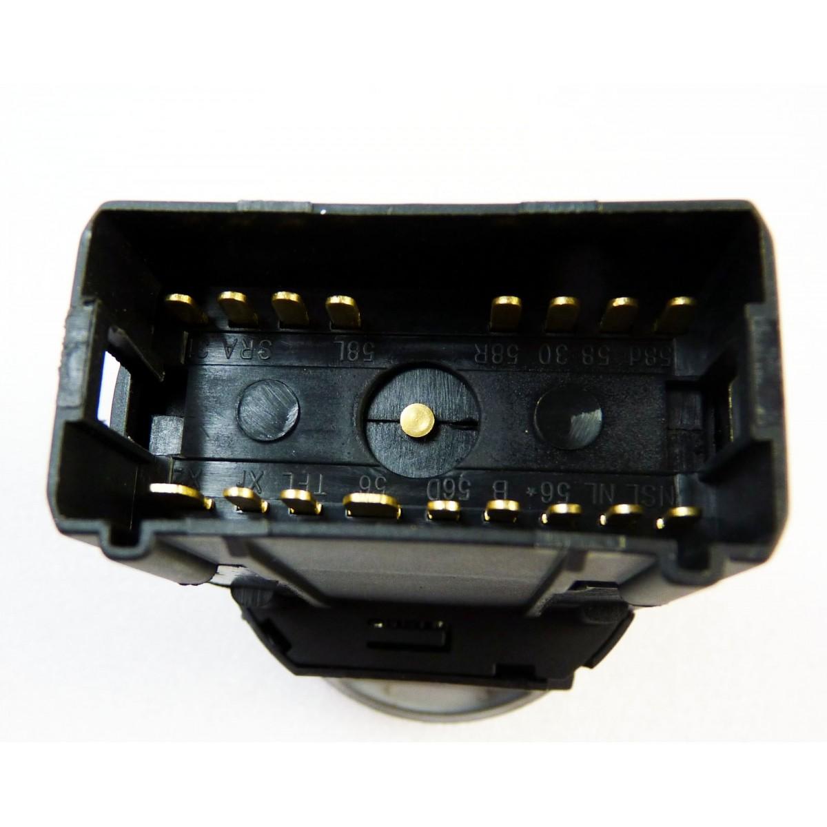 Botao Interruptor Farol e Milha Luz Gol G2 G3  Bola Novo