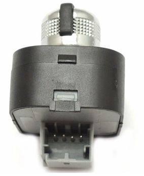 Botao Interruptor Retrovisor Audi A3 Sportback Audi A4 2001 a 2012 4F0959565