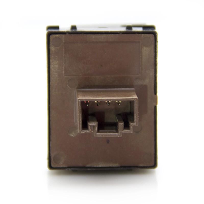 Botao Interruptor Vidro Eletrico Amarok Cabine simples 02 Portas - 1z0959858